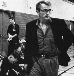 James Dean on the evening on 9/29/55 last night he was alive. james dean rebel