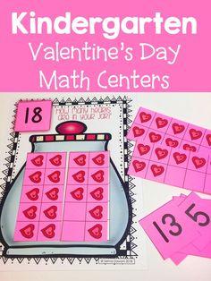 5 Kindergarten math