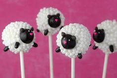 Sheep Popcake