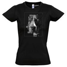 T-Shirt Women Hunde STAFFORDSHIRE IN THE FACE Wilsigns Siviwonder bis XXL/42