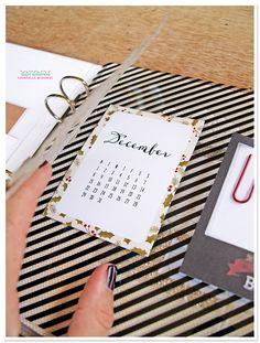 Sassy Scrapper: Let's create: December Days Cover - 8