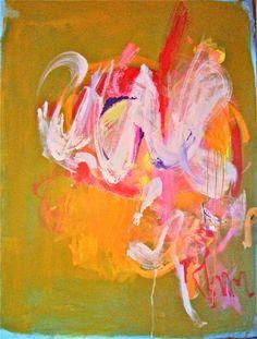 OPPOSITES ATTRACT II  Artist, Sandy Welch