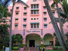the pink Royal Hawaiian!  #ridecolorfully