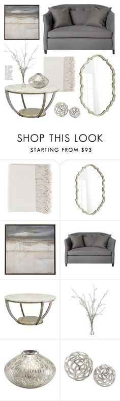 """Living Room Decor"" by kathykuohome ❤ liked on Polyvore featuring interior, interiors, interior design, home, home decor, interior decorating, Naven, living room, modern and livingroom"