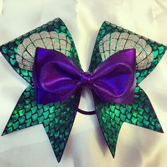 Hey, I found this really awesome Etsy listing at https://www.etsy.com/listing/279172370/disney-inspired-mermaid-green-and-purple