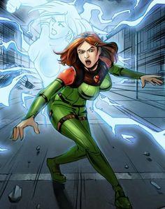 Trance - Hope Abbott (Earth-616) from X-Men Battle of the Atom (video game)