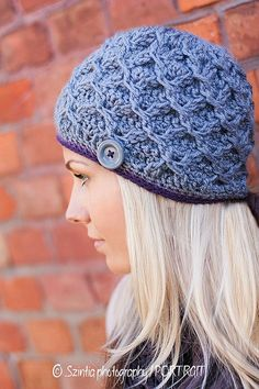 Gita Hat Crochet Pattern by CrocheTrend on Etsy