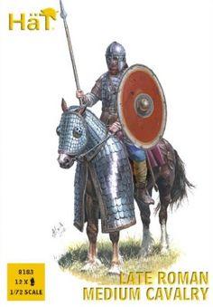 Late Roman - medium cavalry