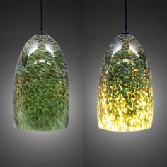 Blown glass pendant lighting for kitchen island for the home picture of limited edition jade blown glass pendant light aloadofball