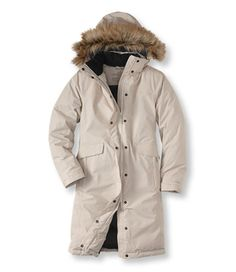 Acadia Down Coat: Winter Jackets | Free Shipping at L.L.Bean  (for someone else)
