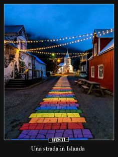 Street in Iceland - Beautiful Pictures : Beautiful pics from around the world. Places To Travel, Places To Visit, Iceland Photos, Destination Voyage, Iceland Travel, Reykjavik Iceland, Blue Lagoon, Ciel, Luxury Travel