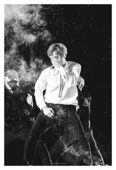 프리베트 파리둘키 BTS Black and white Jin