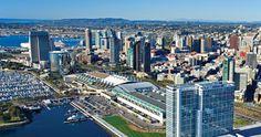 City of San Diego en California