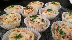 snittar i muffinsformar