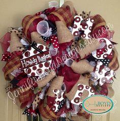 aggie wreaths - Google Search