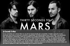 30 seconds to Mars #empspain #merchandise #bands #musica