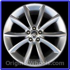 Jaguar F-Type 2014 Wheels & Rims Hollander #59904 #Jaguar #FType #JaguarFType #2014 #Wheels #Rims #Stock #Factory #Original #OEM #OE #Steel #Alloy #Used