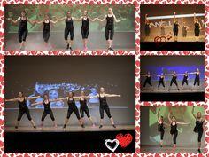 Ecco alcuni scatti dell'esibizione di WellDance al saggio di Passione Danza !!!