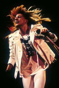His energy...I love him soooo much