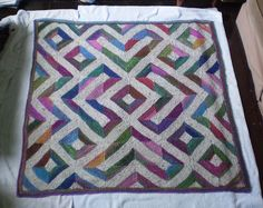 Pathways Blanket