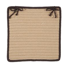 Colonial Mills Boat House Chair Pad - 15 x 15 in.