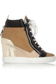 Amazing High Top Wedge Sneakers, Wedged Sneakers, High Heels, Fly Shoes,  Running 3201d88230a2