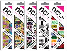 Win NCLA x Melody Ehsani Nail Wraps In Our Twitter Giveaway!
