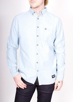 L:C Dude | Lifetime Collective Lucky Man Monogram Shirt
