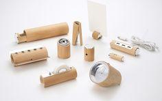 DesignSOMA :: 대나무 문방용품,대나무 사무용품,아이디어 사무용품