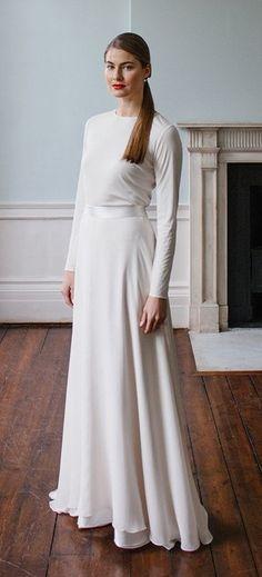 Andrea Hawkes Bridal | Rowan #tznius #modest