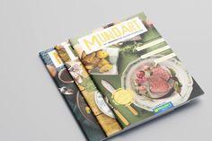 #magazine for #Unimarkt by www.diejungenwilden.at Corporate Design, Magazine, Boys, Magazines, Brand Design