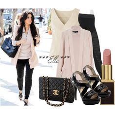 """""""Kim Kardashian..."""" by ms-elle1 on Polyvore"""