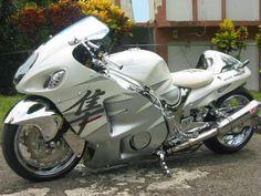 . Hyabusa Motorcycle, Suzuki Motorcycle, Custom Street Bikes, Custom Sport Bikes, Concept Motorcycles, Custom Motorcycles, Custom Hayabusa, Motos Honda, Chopper Bike