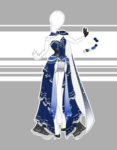 This was the color scheme meant for the last one I did. It's got a snowy-winter-night feel. Bought by azulann