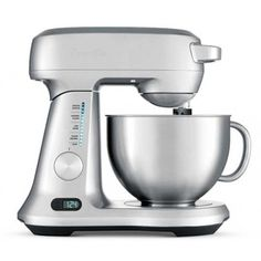 Breville Scraper Mixer Pro Die-Cast Stand Mixer - Excellent product and best deal i could find. Fantastic service after the sale.This Breville Small Appliances, Kitchen Appliances, Kitchen Gadgets, Kitchen Countertops, Best Stand Mixer, Heston Blumenthal, Stainless Steel Bowl, Electric, Mixers
