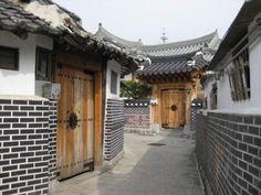 Korean house 한옥마을에 살고 있는 테디베어를 만나다. - 전주 한옥마을 :: 그녀를보기만해도알수있는것