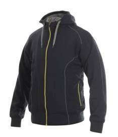 http://www.workwearexpress.com/pro-job-workwear-hood-jacket-p11600 Pro Job Workwear Hood Jacket