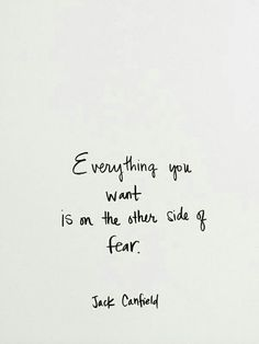 truth. fuck fear.