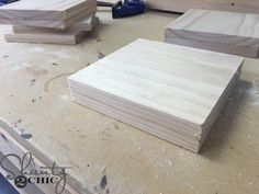 Once the glue dries Diy Table Legs, Wood Table Bases, Wooden Dining Tables, Farm Tables, Rustic Round Table, Round Farmhouse Table, Wood Pedestal Table Base, Bumper Pool Table, Circular Coffee Table