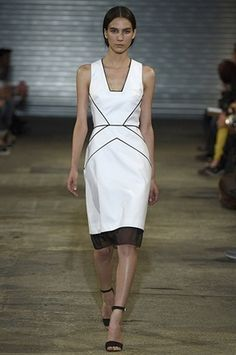 Richard Nicoll Spring/Summer 2014