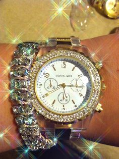 SALE $65 TODay! MK WATCH