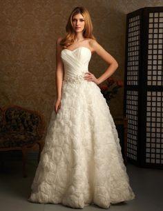 Barato Branco / marfim Sweetheart A linha de vestido de noiva, Compro Qualidade Vestidos de noiva diretamente de fornecedores da China: Importante: Chi