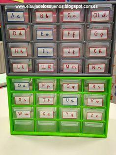 Caja de los sonidos Montessori