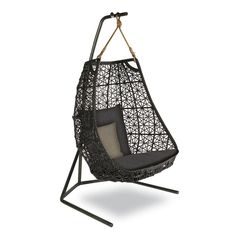 Maia Egg Swing designed by Patricia Urquiola from Spanish company Kettal