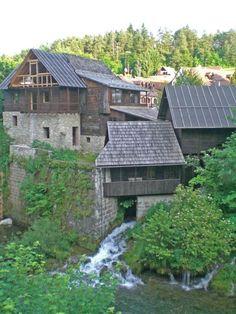Paddeltour und Plitvicer Seen - Durchs wilde Kroatien