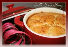 Soufflé jambon fromage (thermomix)