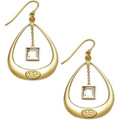 Polyvore / Tears of Joy drop earrings from SIS by Simone I Smith
