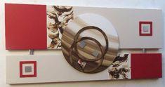 Quadros Abstratos Modernos - A partir de R159,00 Abstract Painting Techniques, Abstract Art, Diy Canvas, Canvas Wall Art, Palette Knife Painting, Painting Inspiration, Art Forms, Modern Art, Glass Art