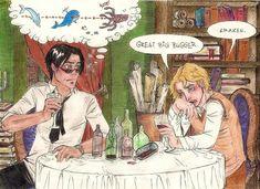GO: Drunk by ~ChocolateIsForever on deviantART