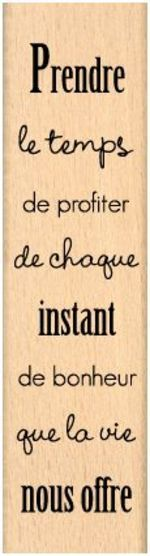 Prendre le temps The Words, Positive Attitude, Positive Quotes, Jolie Phrase, Scrapbook Quotes, Little Things Quotes, French Quotes, Self Motivation, Words Worth